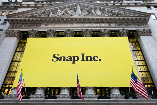 California High School Makes $24 Million From Snap IPO