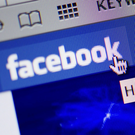 If a video is reported to Facebook, the company will be able to reach out to emergency workers if a person is in imminent danger Photo: Stock