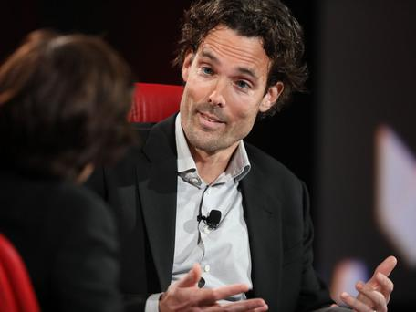 Philipp Schindler, chief business officer in Google, said: 'We know that this is unacceptable'