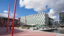 Grand Canal Dock is the centre of Ireland tech industry