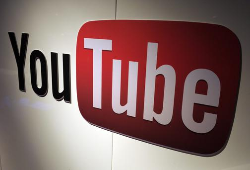 One of Ireland's biggest advertising agencies has confirmed that it has begun a boycott of YouTube advertising on behalf of some of Ireland's largest brands. Photo: GETTY