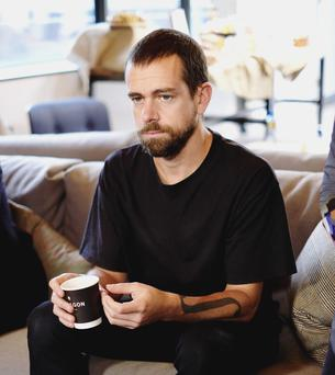 Twitter boss Jack Dorsey, who nearly always faces all the same questions