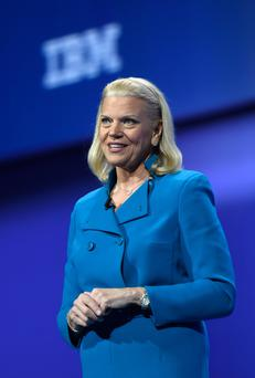 IBM CEO Ginni Rometty has been investing in higher-growth areasand moving away from older products like software