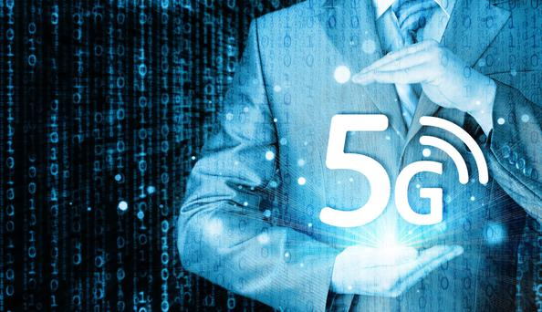 5G mobile networks can deliver 6,000Mbs – current 4G services deliver up to 100Mbs. Photo: Depositphotos.com