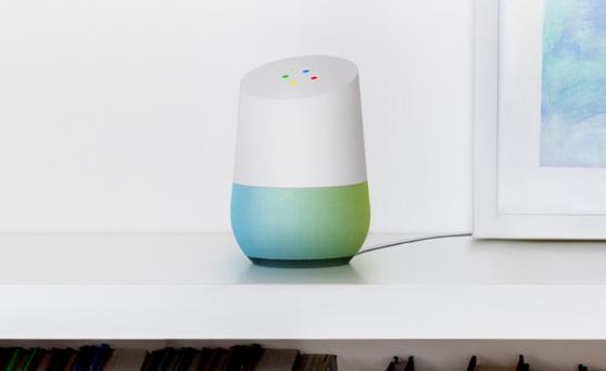 The Google Home speaker is the closest we get to a smart home device in Ireland at present