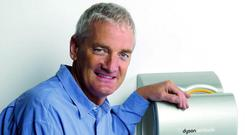 Dyson and awards founder James Dyson