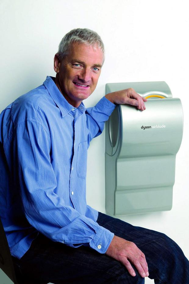 James Dyson vows to tackle shortfall of female engineers