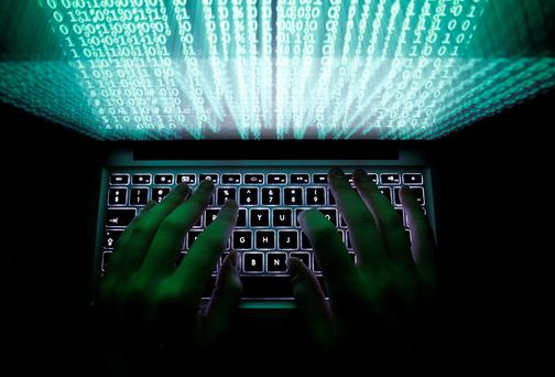 'Losses are set to soar following a spate of malware and ransomware attacks already this year, ranging from WannaCry to Petya' Photo: Reuters