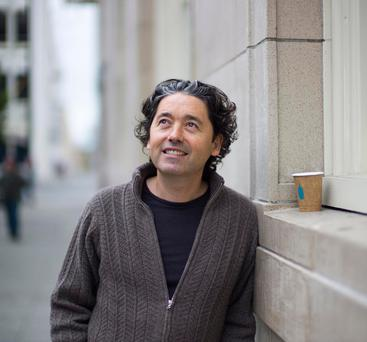 Bryan Meehan's Blue Bottle Coffee chain is a major player in the US
