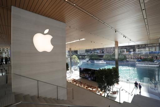 Denmark has completed its first Apple data centre and is working on a second. Photo: Reuters
