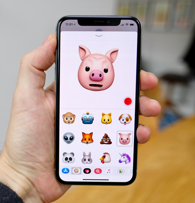 The new animoji's are fun and will be popular with teenagers, but the cost may be prohibitive for younger buyers.