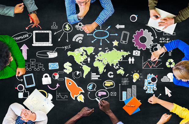 Putting global ambitions at the heart of your business plan can pay off in a variety of rewarding ways. Stock image