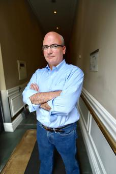 Entrepreneur Mike Feerick says traditional accreditation is too slow, too costly and too narrow. Photo: Adrian Weckler