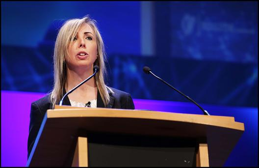 Data Protection Commissioner Helen Dixon – Facebook is one of the many tech companies that falls under her remit
