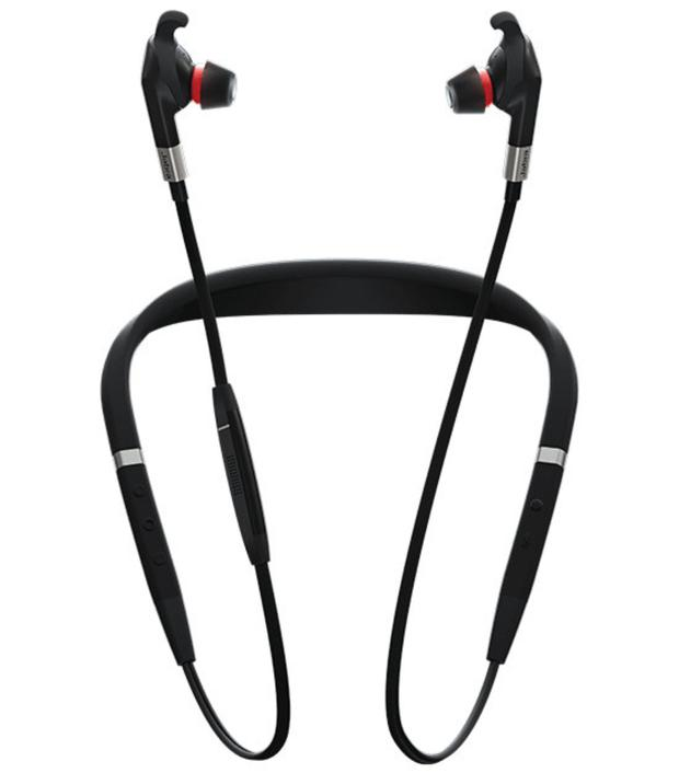Jabra Evolve 75e Uc Neck Band Wireless Mobile Headset From: Ask Adrian: Our Tech Editor Tackles Your Trickiest