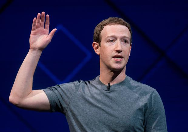 Mark Zuckerberg says the recent scandal hasn't impacted user numbers