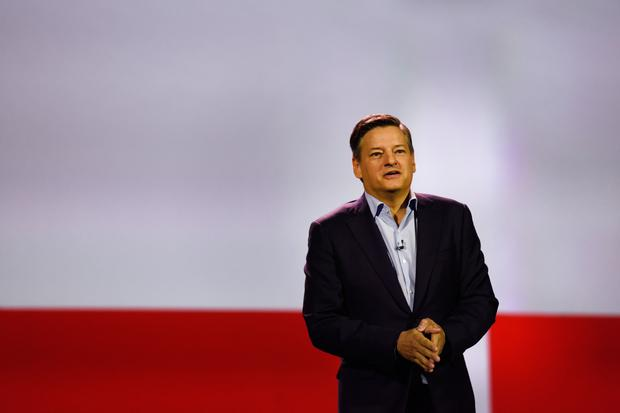 Netflix executive Ted Sarandos hit out at the Cannes festival's stanc