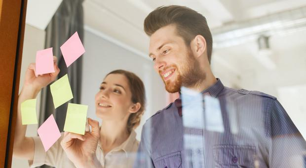 To give a startup a good chances of surviving it's important to be transparent and open to feedback. Stock image