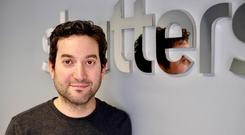 Shutterstock founder Jon Oringer says success has not changed the firm's goals to provide relevant local content on a global platform. Photo: Adrian Weckler