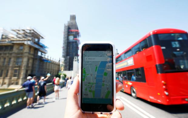 Uber faces another court battle in London this year