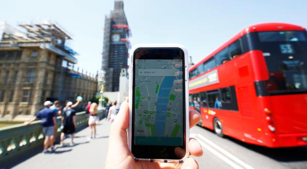 Another angle: How new Uber chief charmed London into letting it stay on road