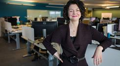 Dubliner Emma Williams is Microsoft's corporate vice president for Office Products Group