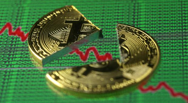 Bitcoin bloodbath nears dotcom levels as currency slides 70pc since last year