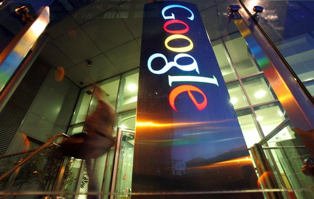 Google hit with record European Union fine