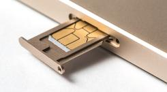 Phoney war: Sim cards can wear out or become faulty, either from friction or an electrical fault. But they are not 'too old'
