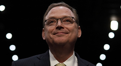 Kevin Hassett says he expects the trade deficit between the US and Ireland to decline