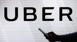 PRE-TAX profits at the Irish arm of Uber last year increased by 28pc to €607,203. Photo: Bloomberg