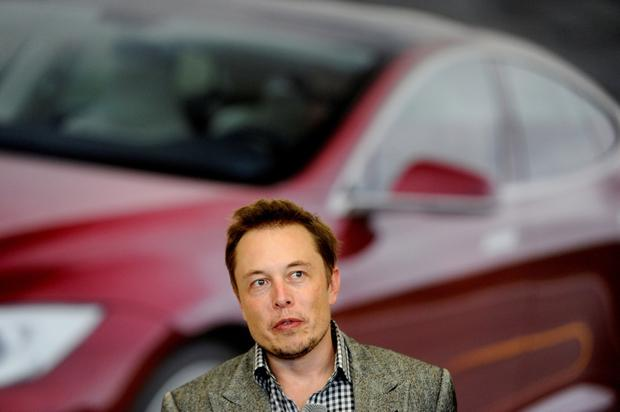 X factor: Even Elon Musk finds it hard to work fully on more than one business idea at a time, so prioritise your project to give it the best chance of success Photo: Reuters