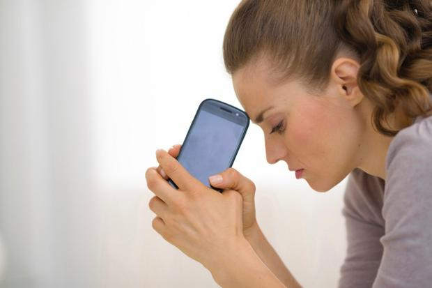 Phone frustration: a mobile repeater service can boost the signal to all areas of your home