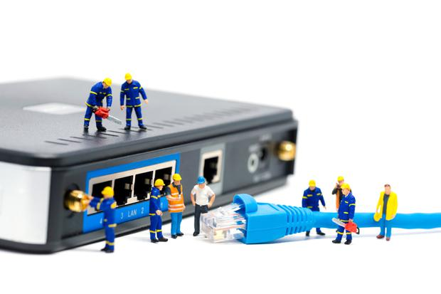 The Department of Communications has consistently claimed, for many years and until very recently, that the plan to deliver high-speed broadband to every unserved property in Ireland would cost €500m, one-sixth of the figure revealed by Pat Leahy. Stock image