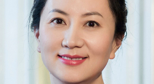 Meng Wanzhou has been arrested in Canada for extradition to the US. Photo: AP
