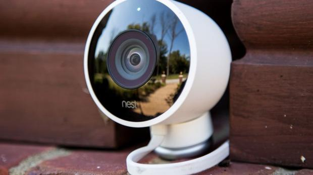Keeping watch: the Nest Cam Outdoor