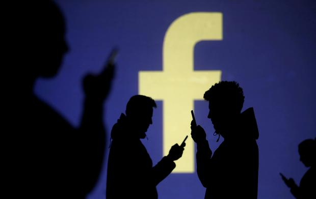 Like?: Facebook has unveiled a new policy on political ads. Photo: Reuters