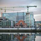 Hubspot offices on 1 Sir John Rogerson's Quay