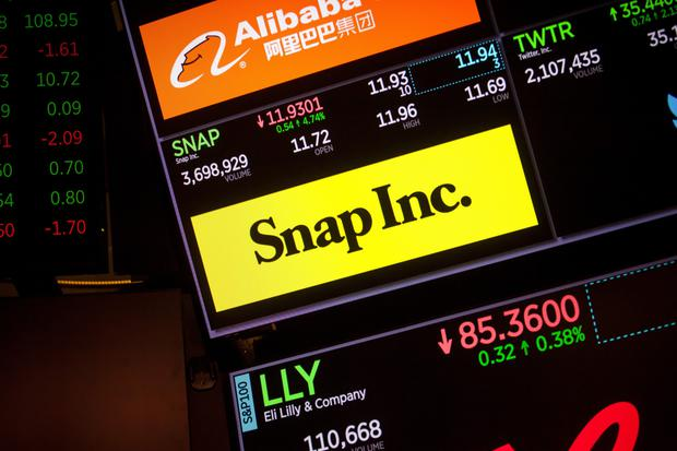 Snap shares have soared on Q4 results