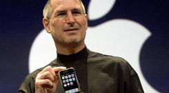 Demo king: Business magnate Steve Jobs was the doyen at giving spellbinding demos