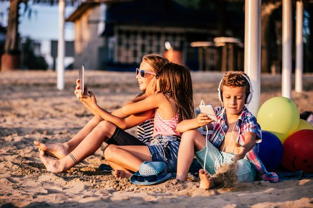 Connected: the Skyroam Solis can keep your kids online while on holiday in the US