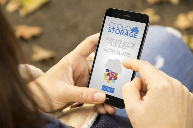 Picture this: storing photos on a cloud service can save space on your phone