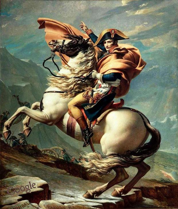 War game: just like Napoleon's strategy at Austerlitz, startups must divide and conquer by breaking down larger forces
