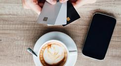 Coffee shops are among those that have already ditched cash payments