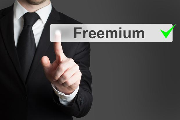 Objective: With a freemium model, conversion is all about getting a customer to stick with you and discover value on your website regularly