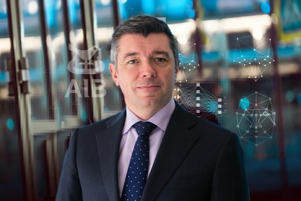 Opportunity: AIB's chief information officer Tim Hynes is conscious of the ethical implications of data collection