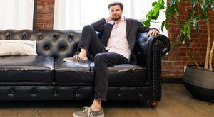 Setting a date: Justin McLeod, founder of the Hinge app