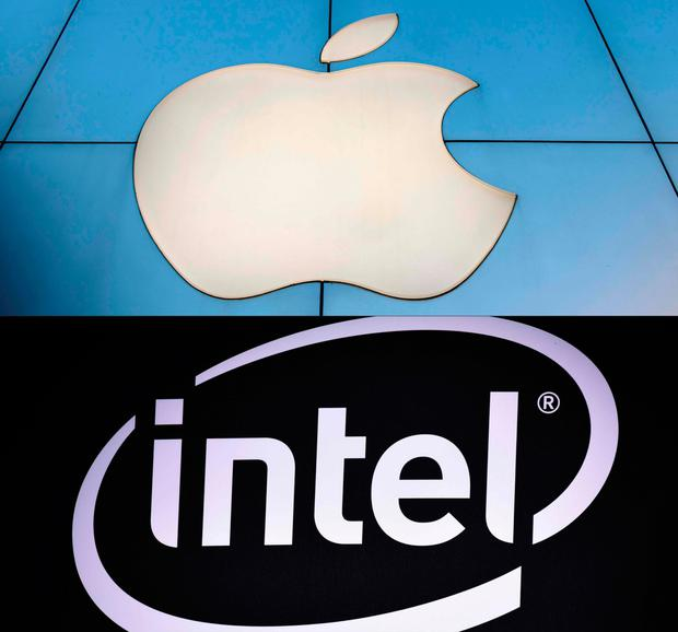 Apple's latest iPhone models currently use modems sourced exclusively from Intel