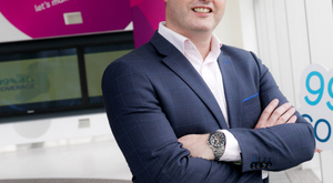 Fergal McCann, Eir's director of mobile networks