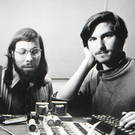 The right fit: Steve Wozniak (L) was persuaded to leave HP for Apple by Steve Jobs